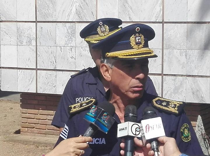 El jefe de polic a admiti que existe un trascendido sobre for Cambios en el ministerio del interior